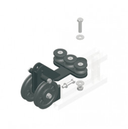 KING Head Pulley, Top Cord