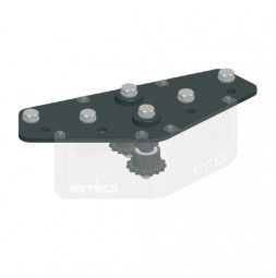 CUE-TRACK 2  Universal 45º Pulley