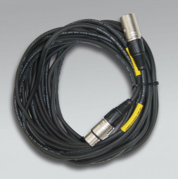 Cable DMX para cortinas ShowLED