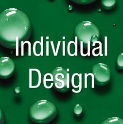 Suelo de danza VARIO PRINT con diseño personalizado