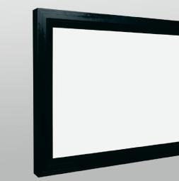 Sistema de pantalla tensada DECOFRAME