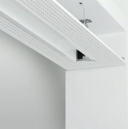 RUNWAY 1 / 500: Caja para montaje empotrado en el techo