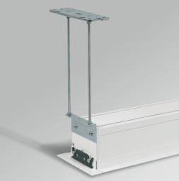 RUNWAY 1: Kit de montaje para techos suspendidos