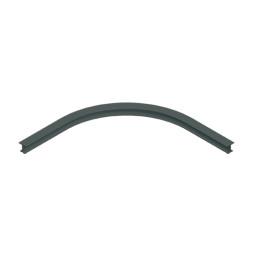 TRUMPF: Carril curvado - con junta, preperforado