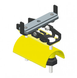 CARGO MICRO Fixed End Carrier for Flat Cable