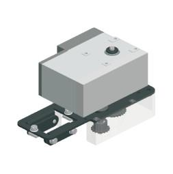 CUE-TRACK 2: Unidad de motor QT30