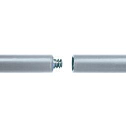 Barra de carga de aluminio, enroscable