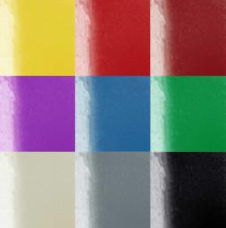 Toile plastifiée brillante 0.18 mm
