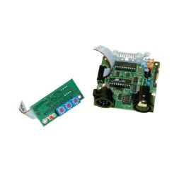 Plus-value pour équipement complémentaire: Platine DMX
