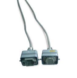 Câble d'alimentation et de commande - vitesse fixe