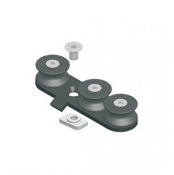 TRUMPF 95 Top Cord Guide, Curved Sections