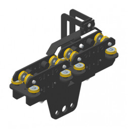 JOKER 95 Double Heavy Duty Carrier 150 with limit switch arm