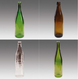 Break Away Glass GERO Bottles