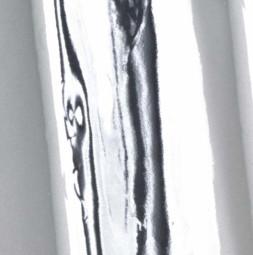 Lámina retráctil de poliéster con efecto de espejo
