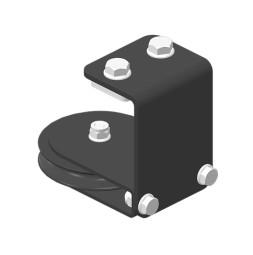 JOKER 95: Polea de retorno, guiado inferior