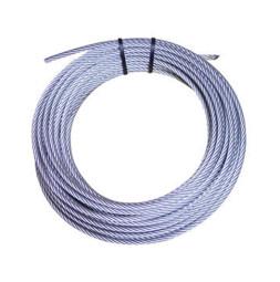 Cuerda de acero