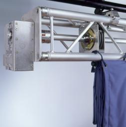 Sistema de cortina de festones STRATUS