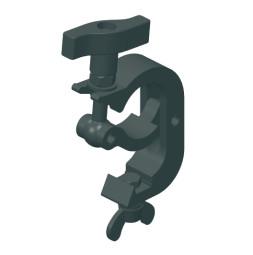 Collier simple HD, 250 kg, noir