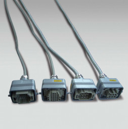 MEGASCREEN Extension control and power cable