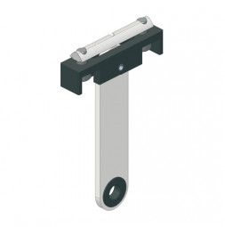 CARGO Variable End Stop with Curtain Suspension Point