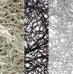 Декоративная ткань CONTRA H мягкая, тонкая
