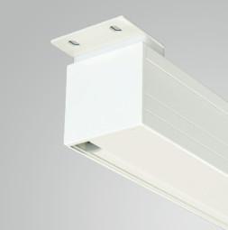 Пластина для потолочного монтажа для систем RUNWAY 1 / 250 + 400
