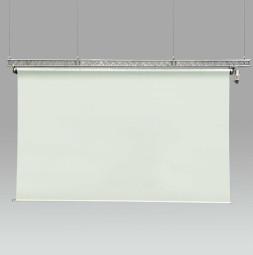 Углеродная роллерная система для проекционных экранов TUBE