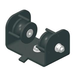 TRUMPF 95 с двойным верхним тросом: Обводной блок