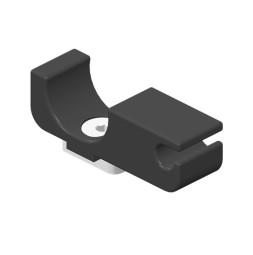JOKER 95 с верхним тросом: Направляющий блок для прямых отрезков направляющей