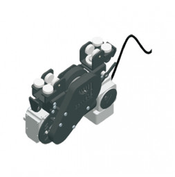 STUDIO/TRUMPF 95: Мотор FRICTION-DRIVE