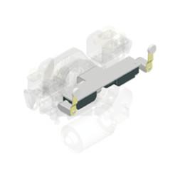 Концевой выключатель, установленный на моторе FRICTION-DRIVE