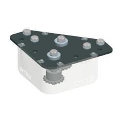 CUE-TRACK 2: Обводной блок 90°, универсальный