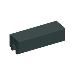 CUE-TRACK 2: Профиль для приводной цепи