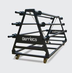 Система для перевозки и хранения танцевального линолеума VARIO 160