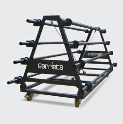 Система для перевозки и хранения танцевального линолеума VARIO 200