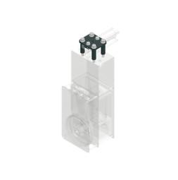 JOKER 95 Kit de fixation TRAC-DRIVE