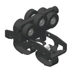 CARGO MICRO Chariot porte-câble pour câble rond
