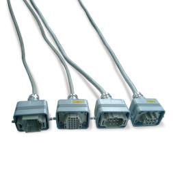 Câble d'alimentation et de commande - vitesse variable