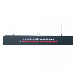 LED Système de surtitrage SUPERTITLE 2000 / P3.91 Extension