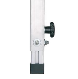 Teleskopske nožice s bez-stupanjskim podešavanjem