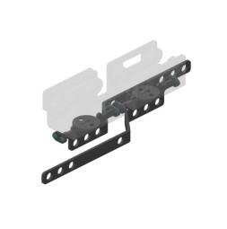 BELT-TRACK Überzugbügelsatz
