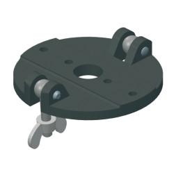 CARGO Scheinwerfergrundplatte SWP