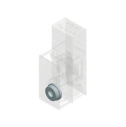 TRAC-DRIVE Vorhangentkopplung
