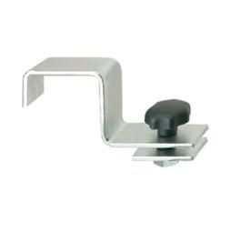 Steckfußklammer außen für Steckfüße: 45x45 mm