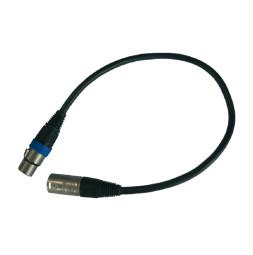 KABUKI G2 Adapter-Stecker zum Verbinden von 4-poligen mit 3-poligem Kabel