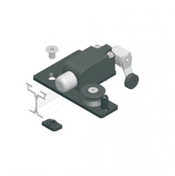 TRUMPF 95 Limit Switch Plate with Pulley