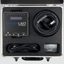 ShowLED Double Touring Case Kit