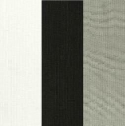 TRISTAN Filled cloth - tiul BW