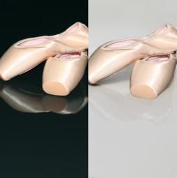 VARIO HIGH GLOSS - podłoga baletowa / taneczna, długość rolki: 30 m