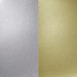 VARIO GLANZ MET - podłoga srebrna / złota